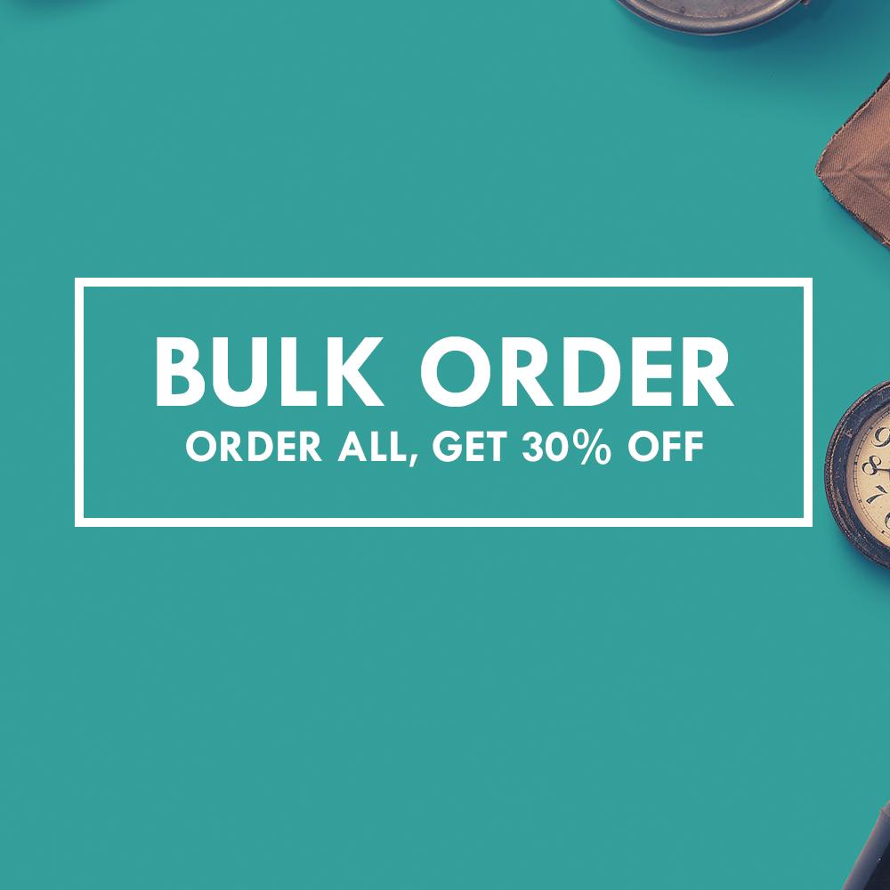 Bulk Order Media Kit Templates